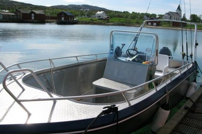 Eidet boat 1,2,3,4  - 19ft/50 hp